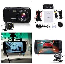 1X HD Wide Angle Lens Dual Record Rear View Camera  DVR Big Eye Dash Cam for Car