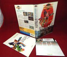 PC-88:  Sorcerian System Utility Vol. 1 - Falcom 1988