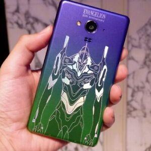EVANGELION Limited Edition Android Smartphone SHARP SH-M02-EVA20 Unlocked