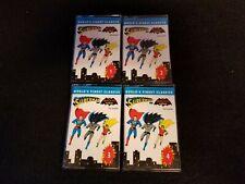 Batman & Robin and Superman Worlds Finest Classics Cassette Radio Show