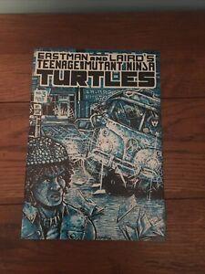 teenage mutant ninja turtles 3 first print