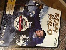 DVDs Man Vs Wild. Bear Grylls. Extreme Terrain
