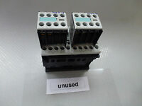Siemens 3RA1315-8XB30-1BB4 Reversing Contactor Combination Unused