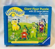 Cbeebies Teletubbies Giant Floor Jigsaw Puzzle 25 Pieces BBC Ravensburger Kids