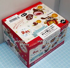 Miniatures Witch Princess Doll Suites Food Mascot Complete Box - Re-ment   h#3