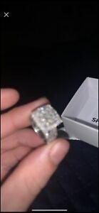 1 ct diamond rings used