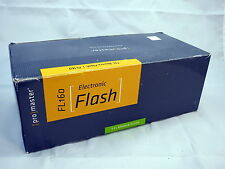 Empty  BOX only! for Promaster FL160 TTL Bounce Flash5303019