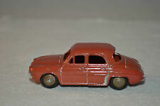 Dinky Toys 24 E Renault Dauphine red in excellent plus all original condition