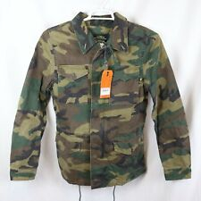Alpha Industries Men/'s M65 Field Jacket Coat Midnight US Made M-65 Jacket