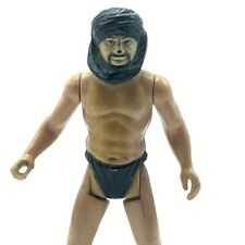 Action figure toy vintage retro vtg 1982 Kenner Indiana Jones Cairo swordsman
