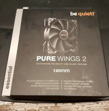 "PC Gehäuse Lüfter 120x120x25 ""PURE Wings 2"" Kühler BL046 120mm"