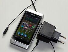 Nokia N8 - 16GB-Silber Weiß (Entsperrt) Smartphone