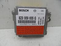 Audi A2 8Z Airbag Centralina 8Z0959655G 0285001698