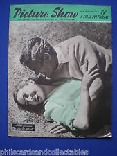 Picture Show magazine - Jan. 10th 1953 - Edward Underdown & Valerie Hobson