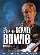 The Complete David Bowie, Good Condition Book, Pegg, Nicholas, ISBN 978190528715