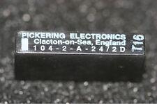 Pickering 104-2-a-24/2d ALTA TENSIONE SIL Relè reed