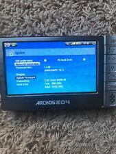 Archos 504 Gray/Silver ( 80 Gb ) Digital Media Player Estate Sale Lot Clearance
