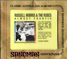 Almost Frantic by Russell Morris (CD, May-2014)