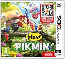 Hey! PIKMIN (Nintendo 3DS) (New) - (Free Postage)