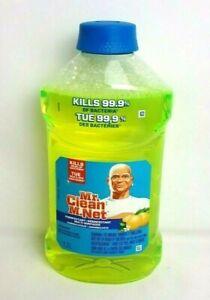 Mr. Clean Multi-Surfaces Disinfectant Liquid 1.3 L Summer Citrus Scent