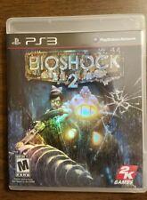 BioShock 2 (PS3) - COMPLETE, BLACK LABEL