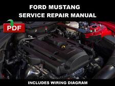 1966 ford mustang repair manual pdf