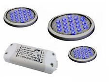 LED Leuchte Kleben Glasböden Vitrinen Beleuchtung Lichtleiste Unterbauleuchte