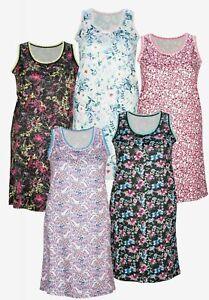 14-32   Women Plus Size Sleepwear Nightie Pyjamas AU002