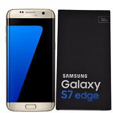 New Unlocked Samsung Galaxy S7 Edge SM-G935F 32GB LTE Octa-Core Android Phone