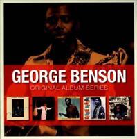 GEORGE BENSON (GUITAR) - ORIGINAL ALBUM SERIES [DIGIPAK] NEW CD
