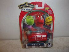 Chuggington Stack Track - Wilson - New in Package