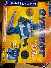 Thames Kosmos Gyrobot Science Experiment Kit * 102 Pieces * NEW