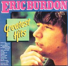 ERIC BURDON Greatest Hits FR Press Spectum SPEC 85009 CD