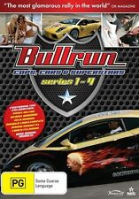 BULLRUN - COPS, CARS & SUPERSTARS - SERIES 1 - 4..R4..BOX SET NEW & SEALED