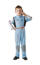 FANCY DRESS COSTUME ~ DISNEY CARS 2 FINN MCMISSILE SUIT SMALL AGE 3-4