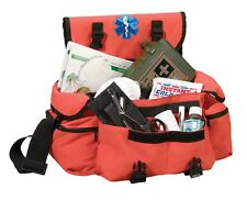 "Rothco 2342 Medical Response Rescue Bag 15"" X 9"" X 7""  Orange"