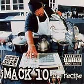 "NEW SEALED CD  ""Mack 10"" The Recipe   (G)"