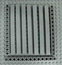 LEGO Technic - 10x Lochbalken Lochstange Liftarm 1x13 neu hellgrau / LBG 41239