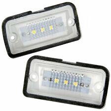 LED Kennzeichenbeleuchtung für Mercedes SL R230 | CLK Coupe + Cabrio 209 [7222]