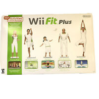 Nintendo Wii Fit Plus Balance Board Exercise Fitness Controller Bal. Board Only