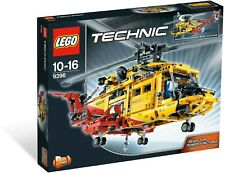 LEGO 9396 - Technic - Helicopter - Brand New In Perfect Sealed Box