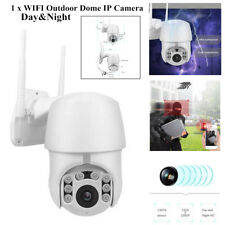 Wireless HD 1080P WiFi 5X ZOOM CCTV Outdoor IP Camera Home Anti-theft Security