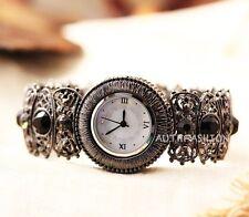 High Quality Stretch Wrist Watch Bracelet Elastic Band Strap Bangle Cuff WB01