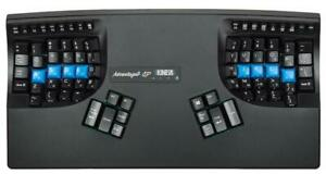 NEW Kinesis Advantage 2 Ergonomic Keyboard, PC and MAC, KB600