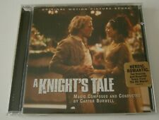 A KNIGHT'S TALE soundtrack Carter BURWELL CD ost