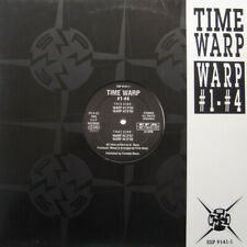 "Time Warp – Warp #1 - #4 (12"") ESP Records"