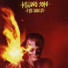 Killing Joke Fire Dances CD+Bonus Tracks NEW SEALED 2007