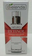Bielenda Neuro Retinol Advanced Moisturizing Face Serum 1oz.