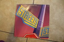 "KANSAS related STREETS ""1st"" Original PROMO LP from 1983 (Atlantic 80117)"