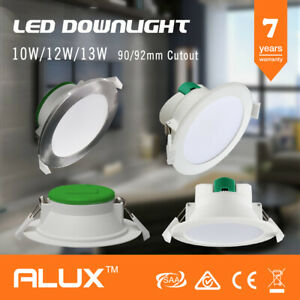 LED DOWNLIGHT KIT 10W 12W 13W  WARM / COOL WHITE DAY LIGHT DIMMABLE & NON DIM